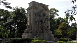 Battle of Princeton Monument